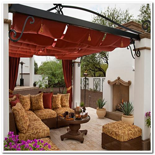 Awning Decorations 28 Images Rv Iron Blog Roof Decor Fence